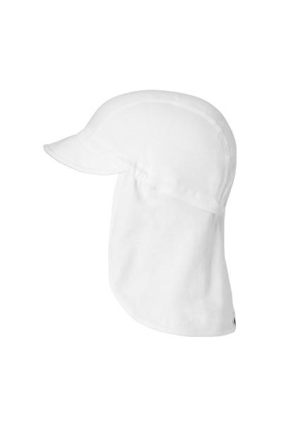 MP Denmark Jersey Sonnenmütze in Weiß - UV Schutz 50+