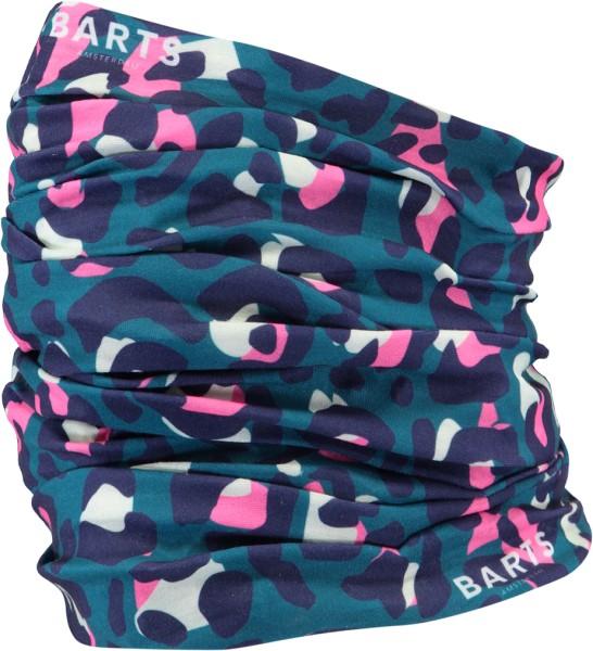 Barts Fleece Loop Leo Blau Pink