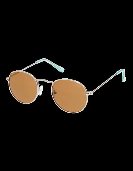 LE BIG Sailor Kinder Aviator Sonnenbrille in Silber