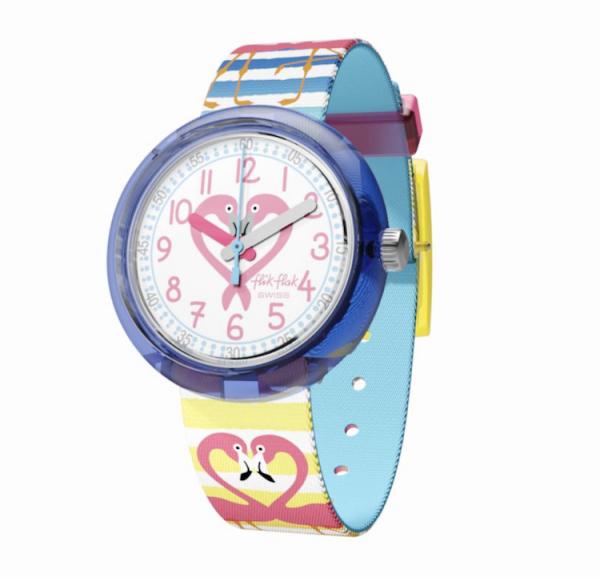 Flik Flak Uhr Flamily - Flamingo