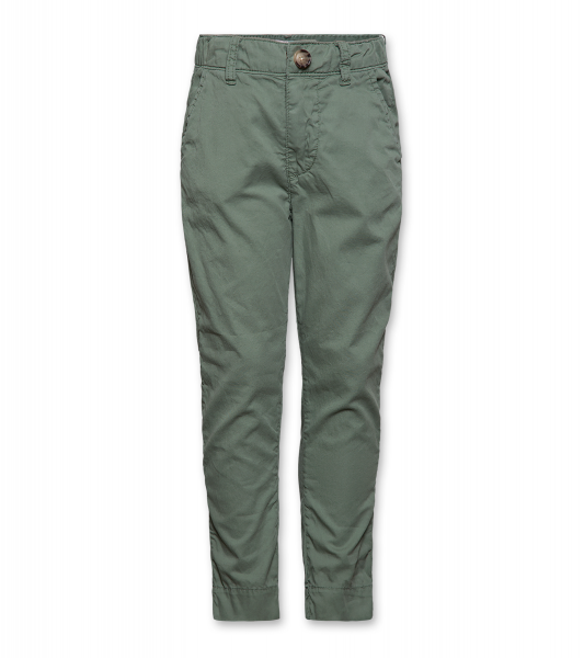 AO 76 Relaxed Chino Hose in Oliv