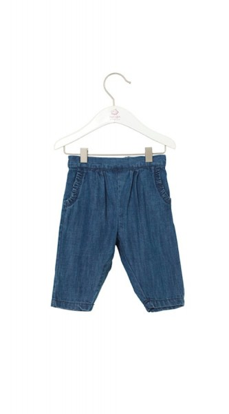 Noa Noa Baby Girls Leichte Denim Hose