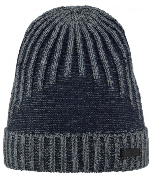 Barts Sholto Beanie in Navy