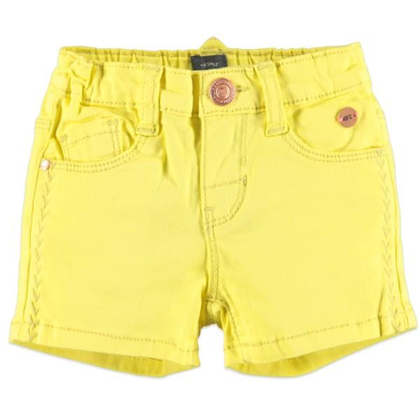 Babyface Mädchen Jog Jeans Short in Bright Gelb
