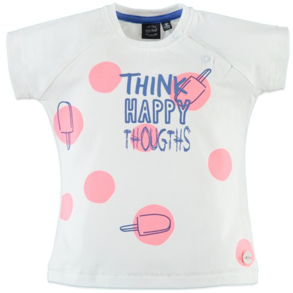 Babyface Kurzarm T-Shirt - Think Happy