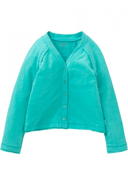 Oilily Jersey Cardigan Mint