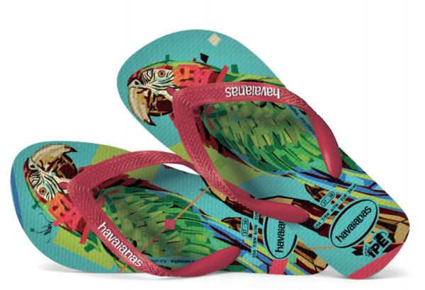 Havaianas Flip Flop Papagai