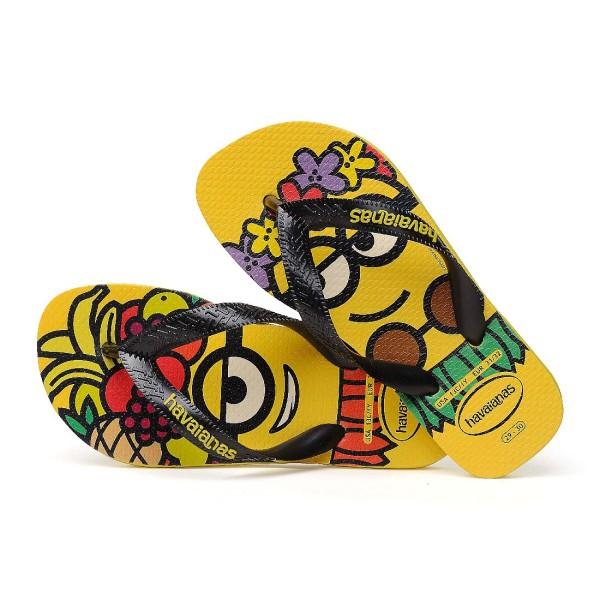 Havaianas Flip Flops MINIONS in Gelb