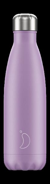 Chilly's Flasche Pastel Lila - Flieder - 500 ml