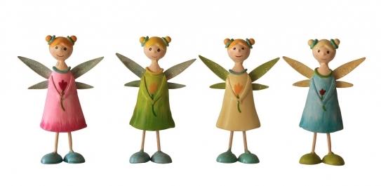 Figuren aus Holz oder Metall von Pape Kunstgewerbe bei Blue Flamingo