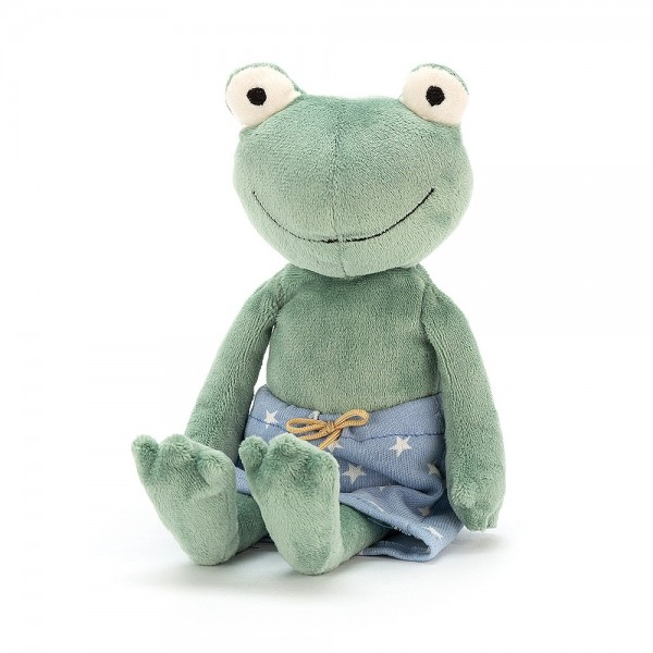Jellycat Frog - Frosch in Badehose