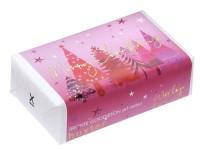 HUXTER Seife - XMas Trees Pink - Merry Christmas