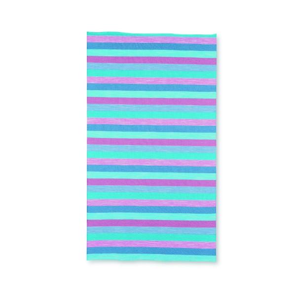 Sterntaler Allrounder Loop / Mütze - Pink & Blau Gestreift