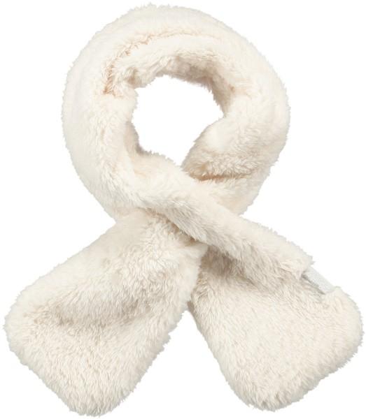 Barts Noa Baby Teddy Fleece Schal in Creme