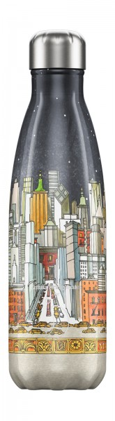 Chilly's Limited Edition Flasche New York - 500 ml