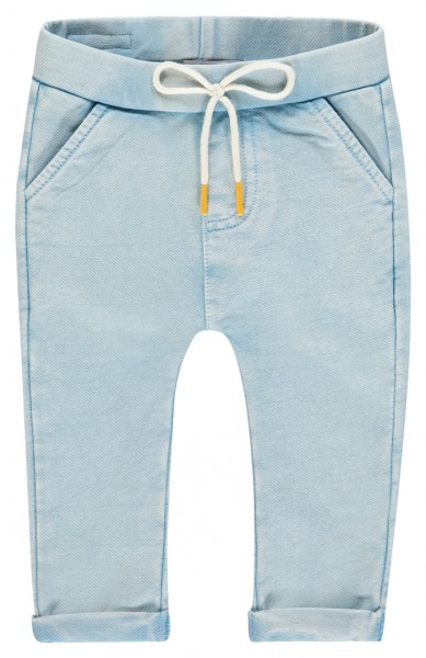 Noppies Baby Jersey Hose in Beach Blue