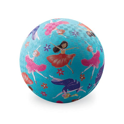 Crocodile Creek Spielzeug Ball - Naturgummi - Let's Dance - Ballet
