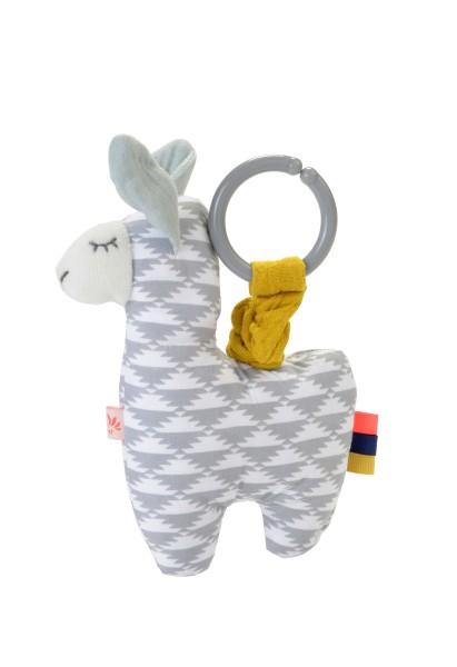 Kikadu Zappler Baby Spielzeug - GOT zertifiziert - Lama