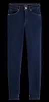 Scotch & Soda Haut High-Rise Skinny Jeans mit Modal in Dunkelblau