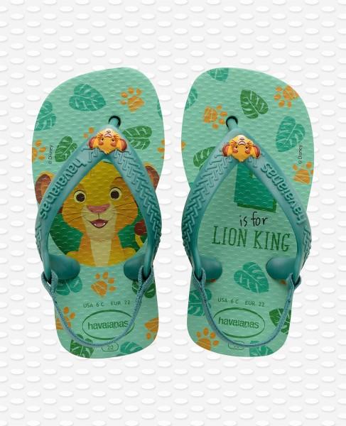 Havaianas Baby Flip Flops - Disney König der Löwen