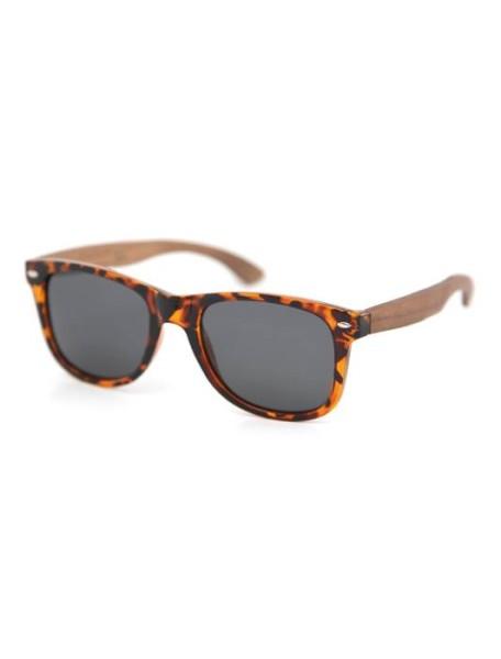 C3 Sonnenbrille Polarized - One-Sized - Miami Havanna Grey