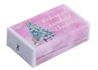 HUXTER Seife - Christmas Tree - Gold/Pink