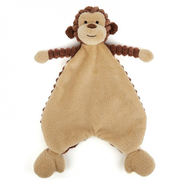 Jellycat Soother cordy roy monkey - Schmusetuch