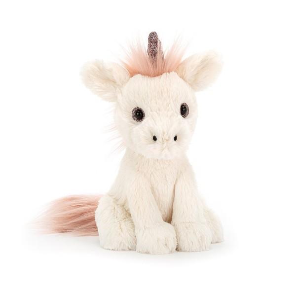 Jellycat Starry Eyed Unicorn - Einhorn mit Glitzer-Augen