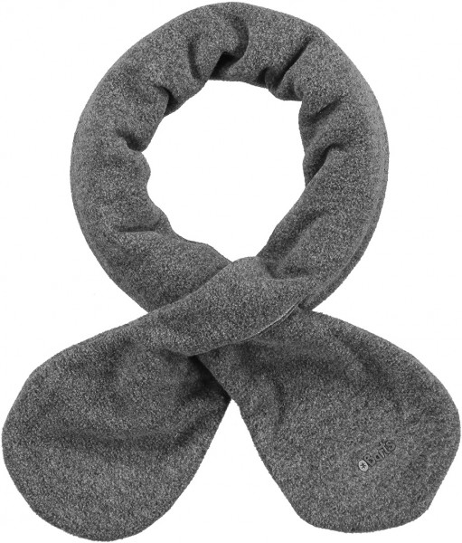 Barts Baby Fleece Schal grau