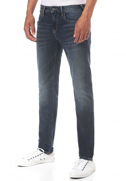 Pepe Jeans Hatch Jeans - Slim Fit - Blue Grau