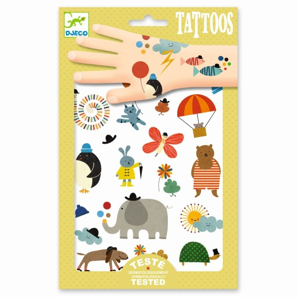 Djeco Tattoos - Pretty Things