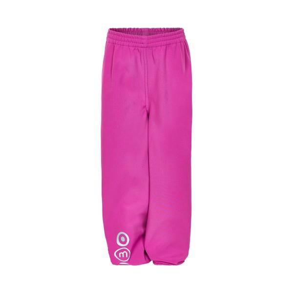 Minymo gefütterte Softshell Hose in pink