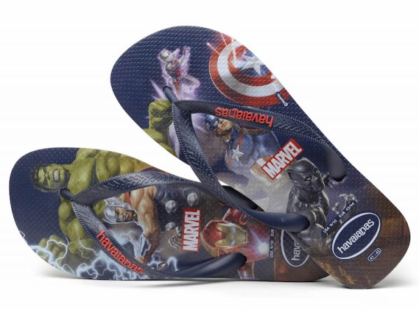 Havaianas Flip Flop The Avengers